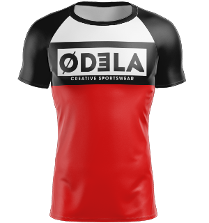 odela sous maillot homme manches courtes