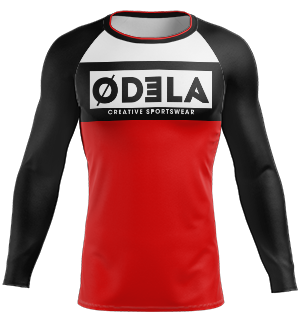 odela sous maillot homme manches longues